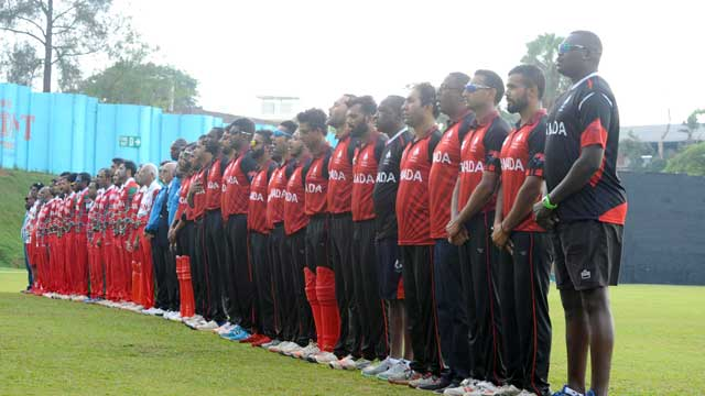 Oman Crowned Champions, USA Finished Fourth