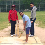 New York Cricket And Politics Off To The Races