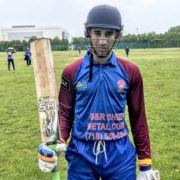 Dominique Rikhi Ton Up As RHLCC Beat Victory CC