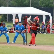 Canada Humiliate Bermuda By 8-Wickets