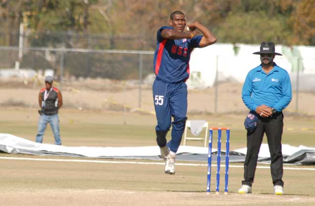 USA Name Squad To Play Practice Matches Against Hero CPL Franchises