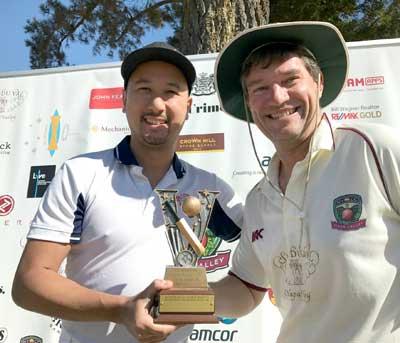San Francisco Based Seals Team Beat Napa Valley Cricket Club At Napa Valley Expo