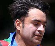 Rashid Spins Afghanistan To Victory Over UAE