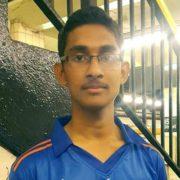 Schoolboy Shahadat Hussain Mir Hits Unbeaten 87
