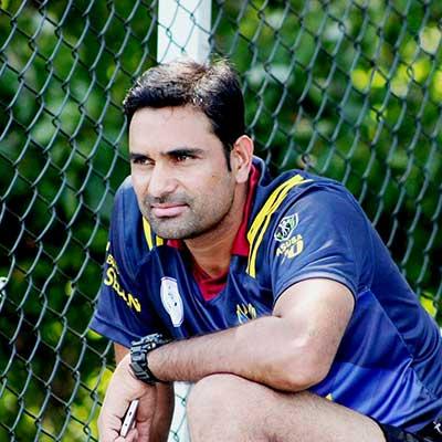 Najaf Shah protrait