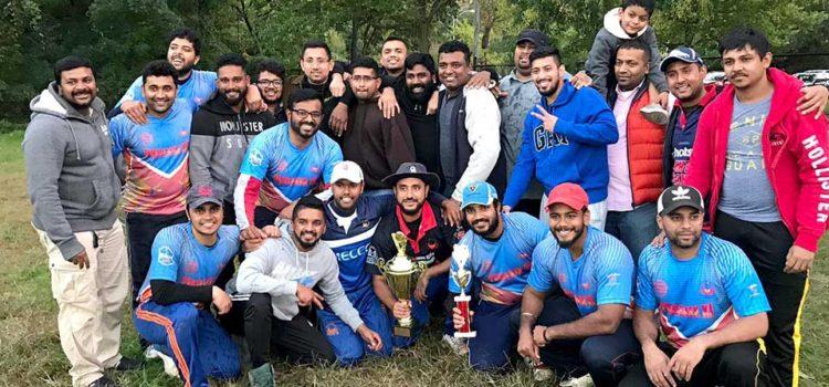 Blitz NY Crowned Inaugural KCL T20 Champions