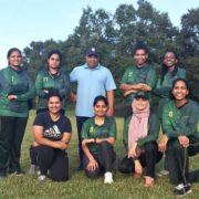 Women's Cricket Fever Grips Diverse USF Campus