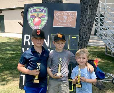 Napa Valley Cricket Club Sticky Wicket Day