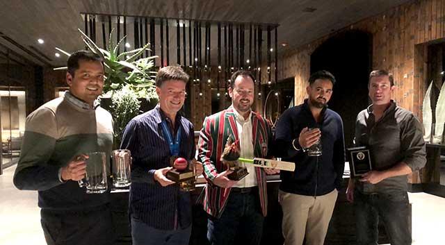 Napa Valley Cricket Club Award Winners