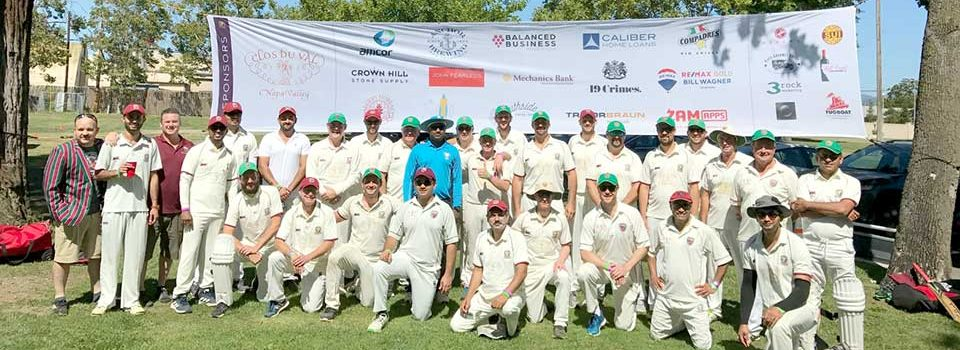 Napa Valley Cricket Club Announces 2019 Schedule Of Matches