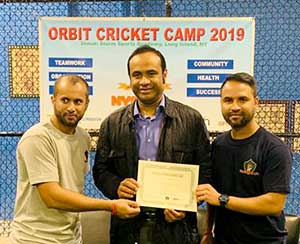 Orbit Cricket Camp