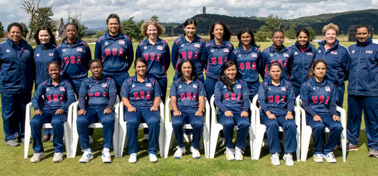 USA Women Announce Squad For Global T20 Qualifer