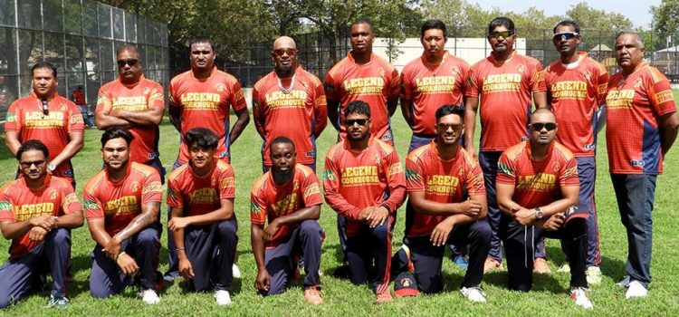 Galaxy Ease to Maiden EACA 40-Over Championship Title
