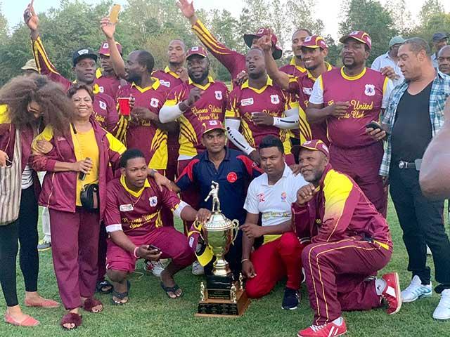 Queens United Cricket Club, Queens United Cricket team, Queens United Cricket players, winning Queens United Cricket Club,