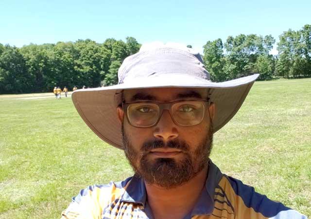 Salman Pervez of panthers
