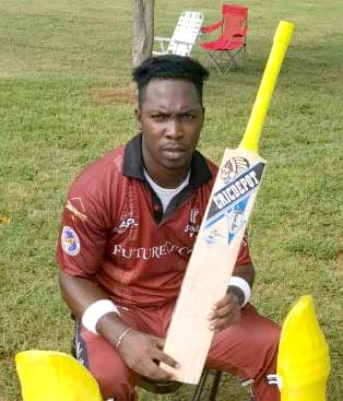 Sashane Anderson, cricketer Sashane Anderson,