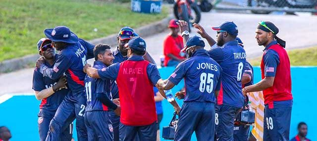 USA Squad Announced for ICC Cricket World Cup League 2 Series In UAE