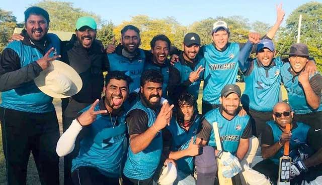 Knights Of Albany, Knights Of Albany cricket club, Knights Of Albany cricket team,