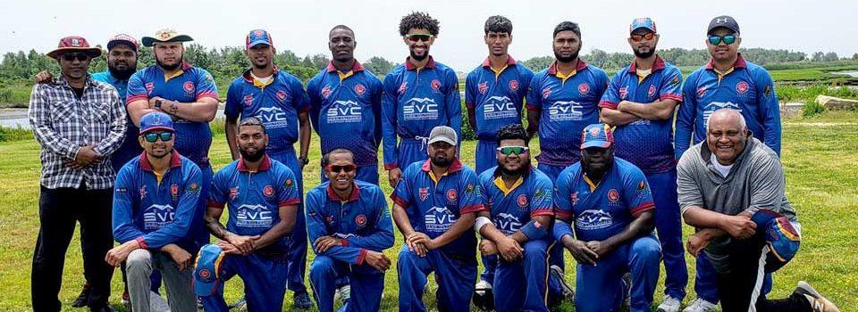 Richmond Hill Liberty CC are EACA T20 Champions!
