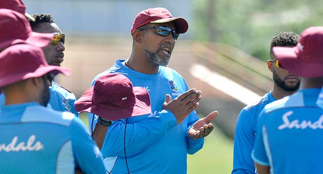 Phil Simmons, coach Phil Simmons, west indies coach Phil Simmons,