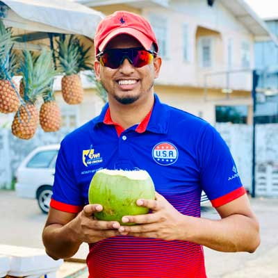 Derick Narine Aiming To Lift 100 Tons