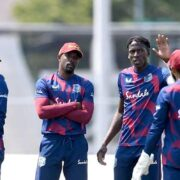 West Indies Clash With England In Opening Test Wednesday