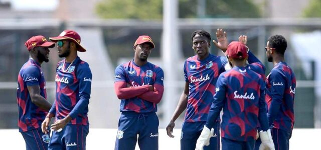 Pulsating Final Test Anticipated Between England And West Indies