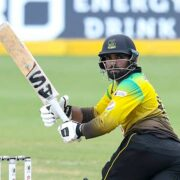Asif Ali Lead Tallawahs To Win Against Zouks