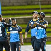 Tridents Starts Tournament With Win Against Patriots