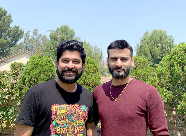 Deepak Gosain and Abhimanyu Rajp
