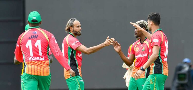 Amazon Warriors Collide With Tallawahs Saturday in CPL Showdown