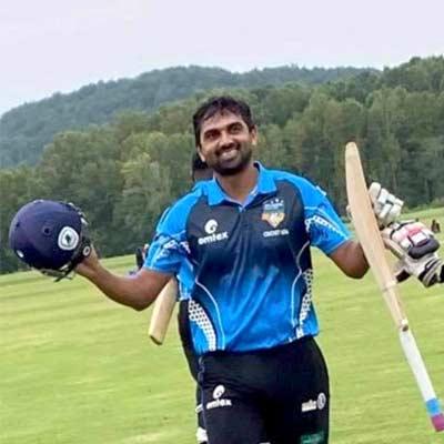 Darpan Patel Smashes 106, MLC Summary For Sept. 19-20