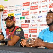 Trinbago Knight Riders And St. Lucia Zouks Clash In CPL T20 Final