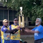 Lagaan Lions Champions of 2020 Champions Cup T20 in Boston