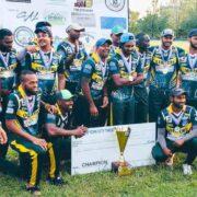 Strikers Annihilate Pakistan First In NYC T20 Blast Final