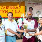 Caribbean XI Defeats Guyana XI In ICF Trophy Match