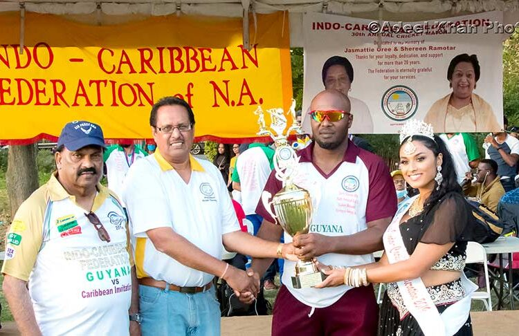 Caribbean XI Defeats Guyana XI In ICF Trophy Match