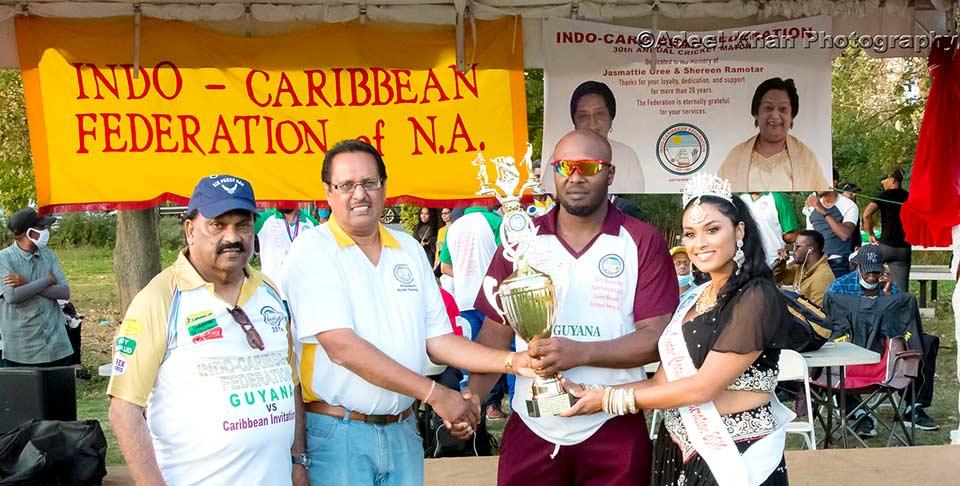 Indo-Caribbean Federation Cricket Caribbean-XI