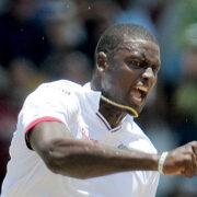 Ryan Ramdass Bats For West Indies In New Zealand