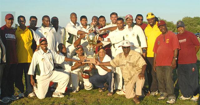 Cosmos Cricket Team