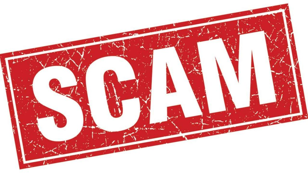 SCAM:  USAID Grant/Facebook Messenger Scam