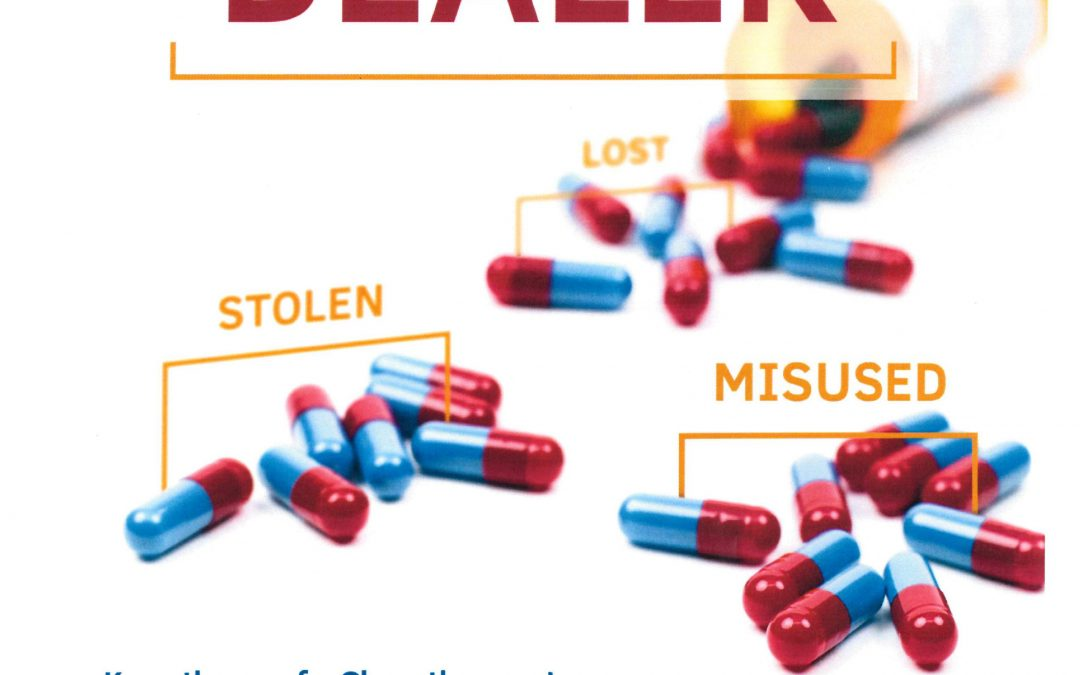 West Mifflin Police Department taking back unwanted prescription drugs October 26th