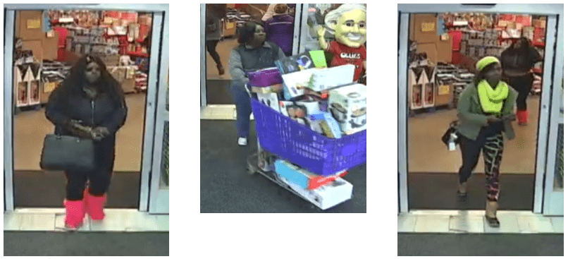Community Assistance:  Identification Assistance – Ollie's Incident