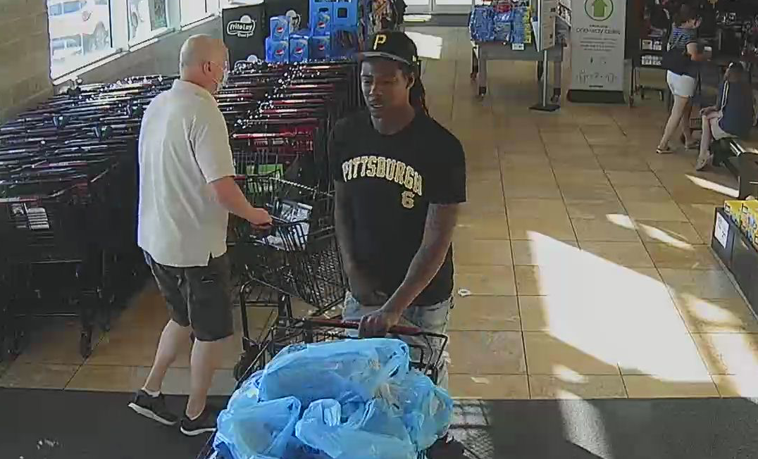 Community Assistance: Identification Assistance – Giant Eagle Theft
