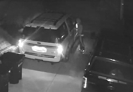 Community Assistance: Identification Assistance – Theft From Vehicles