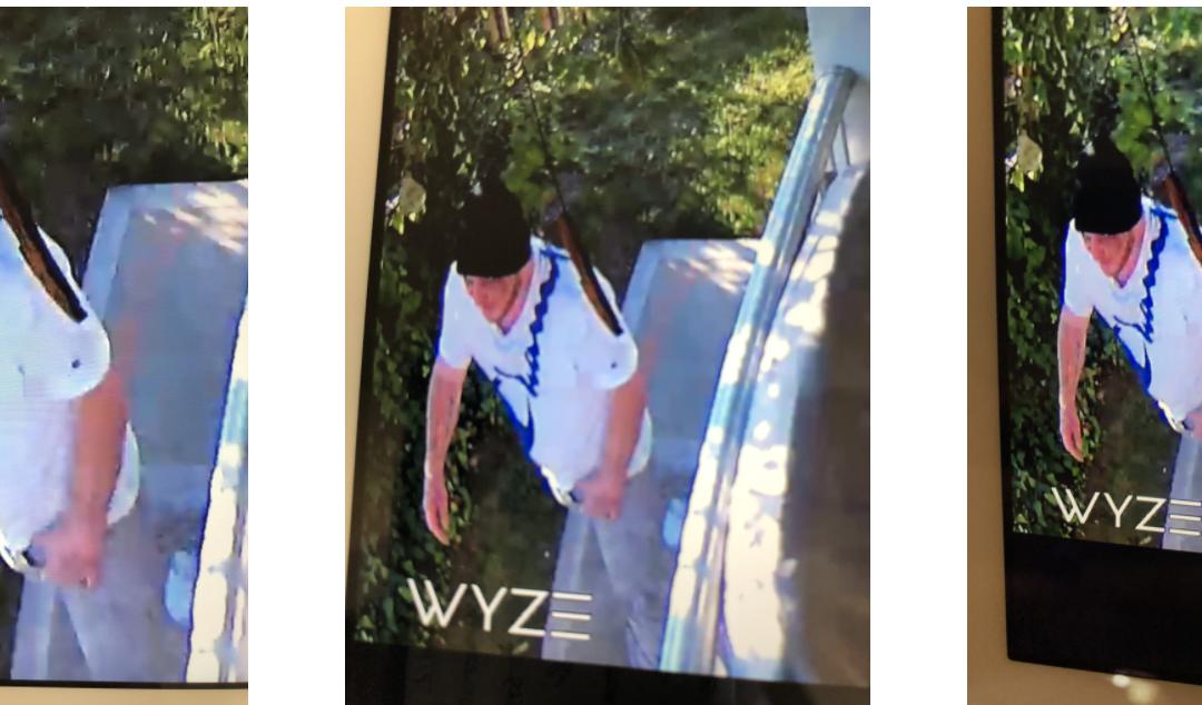 Community Assistance: Armed Robbery – Marathon Gas Station- Pennsylvania Ave.