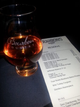 Stagg Jr Bourbons Bistro