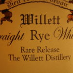 Willett FE Rye 4 yr 4