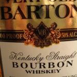Very Old barton BiB Closeup