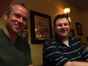 Matt (left) and Bill (right)